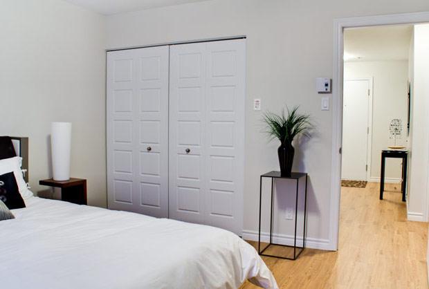 Chambre - Appartement de luxe à louer - Sherbrooke