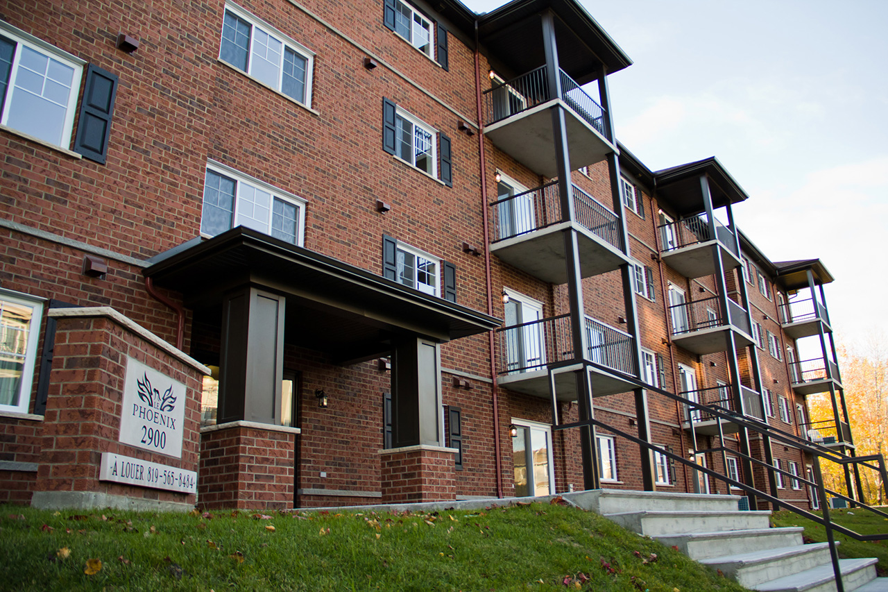 Le Phoenix - Appartements de luxe - Sherbrooke