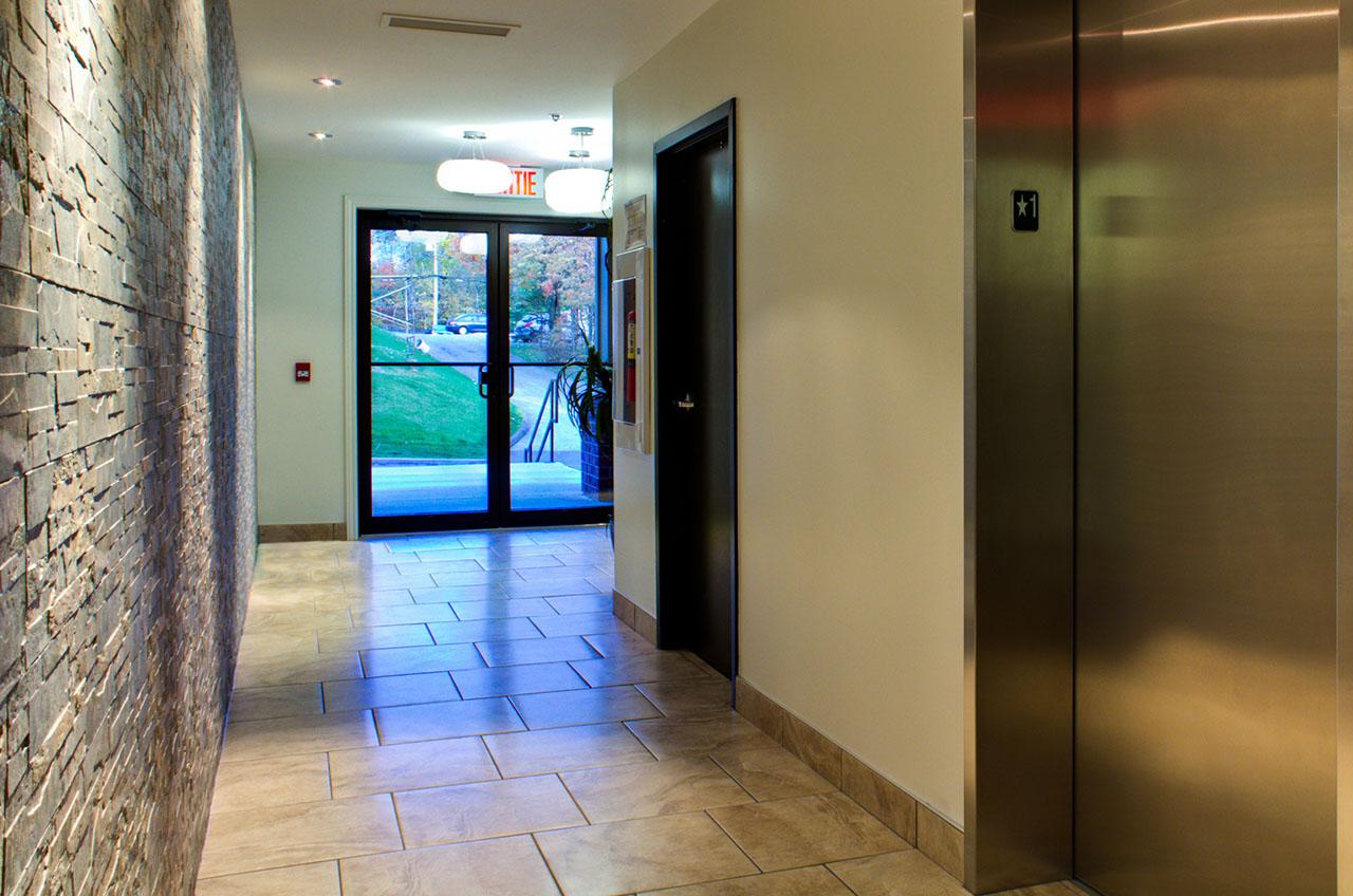 Hall d'entree - Sherbrooke appart à louer