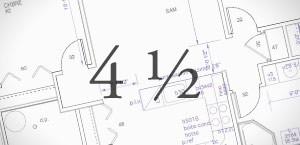 logements 4 et demi - Sherbrooke